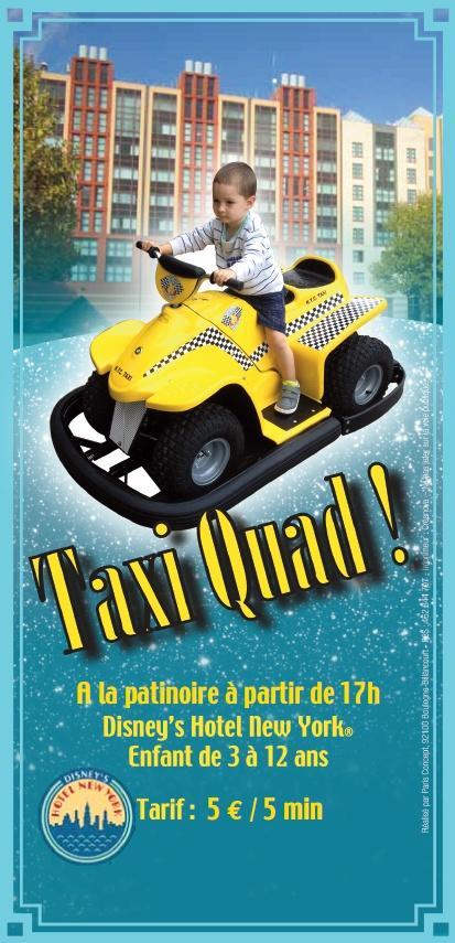 Taxi Quads