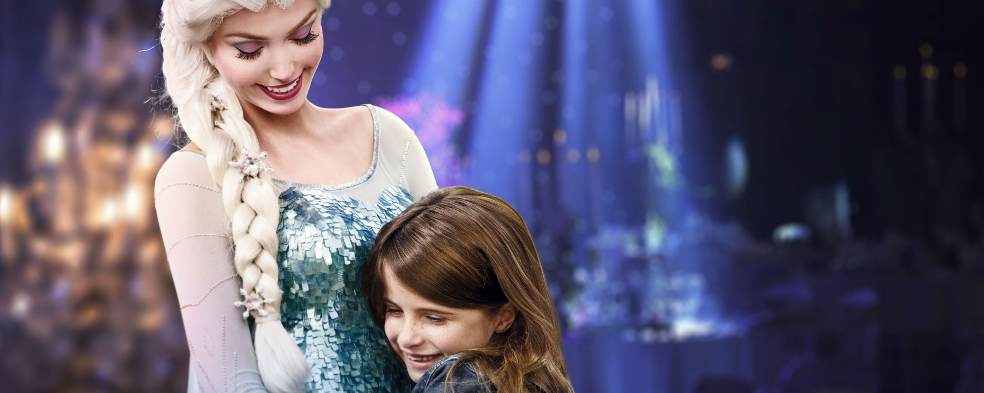 Be Among The Lucky Few To Meet Anna And Elsa In Person At A Private