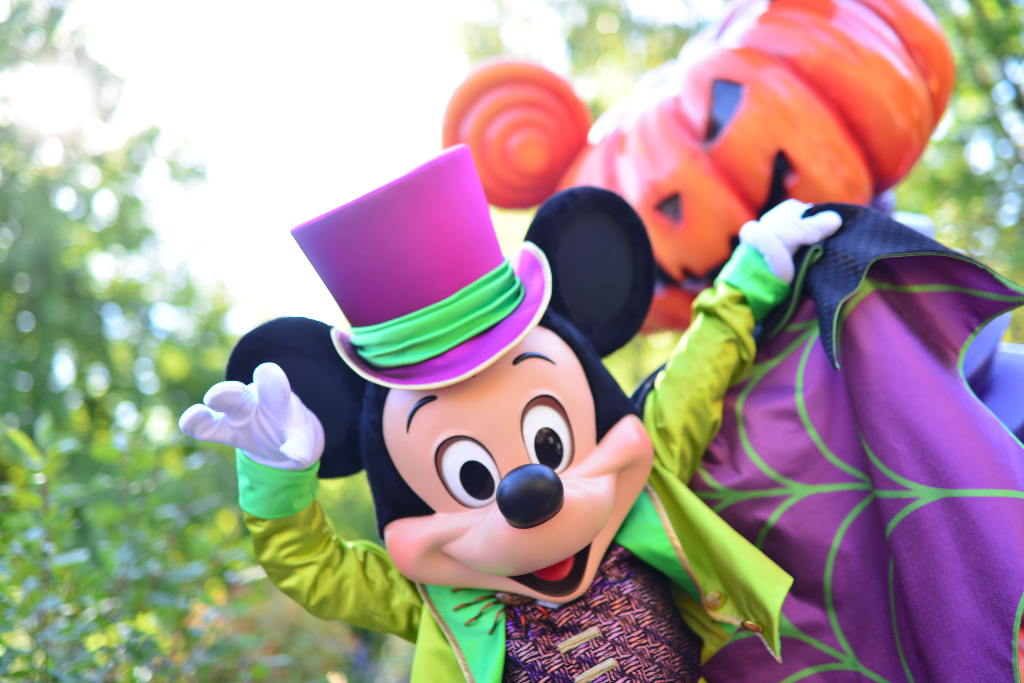 halloween 2016 at disneyland paris funny or spooky? – magical